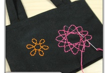 Spirograph Fabric and Sewing Crafts