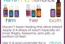 Love oils