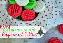 Christmas recipes to try / by Dawn Erwin