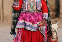 Tribal/people