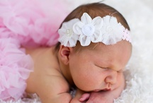 Girl and Baby Accessories to Buy / by Becky Elwood