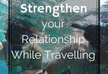 Couples Travel / Traveling as a Couple isn't half as scary as it is portrayed.