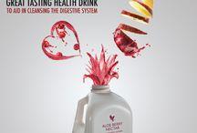 Aloe Sağlıklı içecekler
