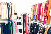 Luxury Dream Closets / I like my money right where I can see it... hanging in My Closet