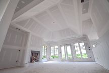 R2R - Phase 3 / Interiors are being completed - drywall, cabinets, and flooring.