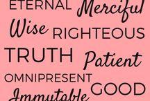lessen over God