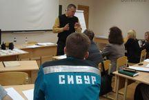 """Тренинг в Сибур в партнерстве со Школой Бизнеса """"Югра"""""""