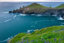 Cornwall: Cliff Tops and Coast / by Debby Zigenis-Lowery