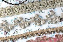 Les rubans / DIY et Inspiration autour des rubans fantaisies Henry et Henriette
