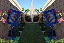 Urban Gardens / Green and modern urban spaces.