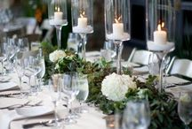 Estie Oosthuysen Troue / An elegant Stylish white and green wedding