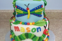 Birthday Cake ideas / by Rachel De Angelis