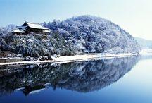 경상남도의 겨울 / 경상남도의 겨울 풍경