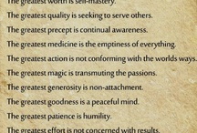 Buddhist teachings / by Lavender Rose Cottagey