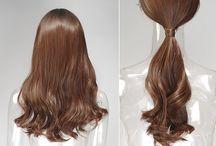헤어스타일 (Hair style)