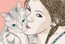 illustrators and illustrations i like!