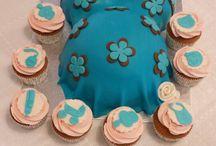 Babyshower cakes