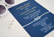 Blooms Print - Wedding Invitations & Stationery Ideas / Personalized Wedding invitations & stationery