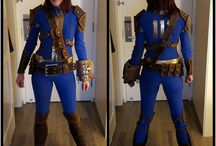 Fallout cosplay for halloween