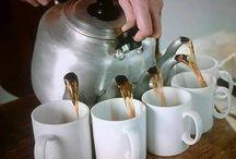 Coffee, Tea, or Me / by Sheri Wagner