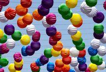 COLOUR: Rainbow