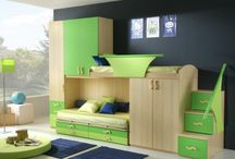 HOUSE: Boy Room Ideas / Ideas for decorating a boys room.  I have 2 so I need lots of ideas!