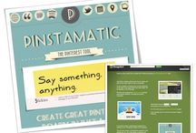 EDCI 232/505: Video Tutorials / This board includes pins created on course tutorials Pinstamatic and Snagit, Pinterest Account Set Up and Overview, and Pinterest New Boards & Pins. Video tutorials located in the LMS are also pinned here.