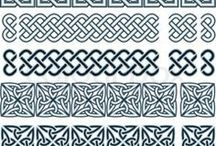 Ornamentikk inspirert av vikingtid