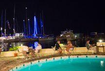 Night Life / At Leverick Bay Resort and Marina
