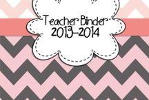 Music Teacher Binder / by AmyJo Blomquist