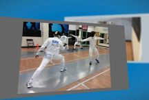 Fencing Videos / Videos of our fencers, fencing demonstrations, fencing with mascots, and our fencing ad videos. Share, like, and follow this board for neat videos!
