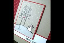 Stampin' Up - Holiday 2014 -White Christmas