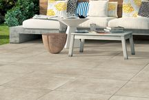 Porcelain Paver Slabs / Porcelain pavers transform any outdoor space, including patios, terraces, steps, pathways, and gardens. Porcelain is durable and comes in a variety of aesthetically pleasing finishes and colors.