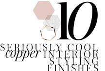 10 COOL COPPER UPDATES