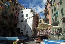 Favorite Places & Spaces / Italian Riviera
