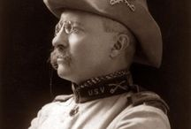 Theodore Roosevelt / by Jacqueline