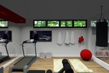 exercide room
