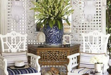 Colonial Beach Decor / Decor for P6 Renovations