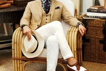 Fashion / Men's suits, coats, boats, accesories and others