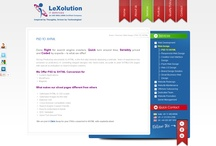 Services And Discount Offered By LeXolution IT / A sneak-peek into the LIT's recent offerings, discounts and concession packages!