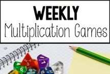 Homeschool ~ Games