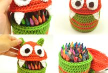 KID crochet projects