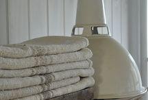 Stylish Baths / by Hampton Hostess CG3 Interiors-Barbara Page Home