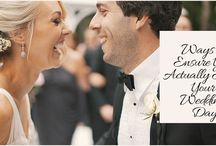 Ways to Ensure You Actually Enjoy Your Wedding Day / You are spending the majority of your time planning the perfect wedding right now, so make sure you you actually enjoy the day you have spent time, money and sanity planning.  http://www.kimberleyandkev.com/ways-to-ensure-you-actually-enjoy-your-wedding-day/