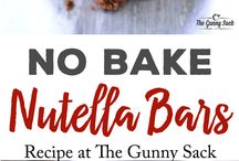 No Bake/Cook Recipes / Don't wait to heat up your apartment in 95 degree weather? We got you.
