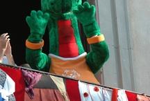 El Nuc, la nostra mascota / Nuc, our mascot / Nuc in Vilanova i la Geltru's festivities