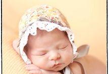Newborn bonnet ideas