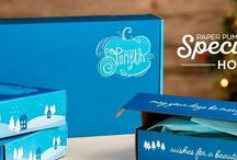 Gift Ideas for Crafters / Find the perfect gift for the crafty people in your life! www.redhotstampers.com