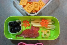 Bento <3 / Bento Box ideas for Heather's lunch