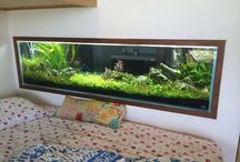 Living With Aquariums / Living With Aquariums is a page dedicated to compiling some of the awe-inspiring aquarium installations around the world.Know of one?Tell us!